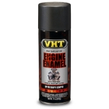 VHT High Temperature Radiator & Engine Enamel; GM Satin Black; 11 oz. Aerosol
