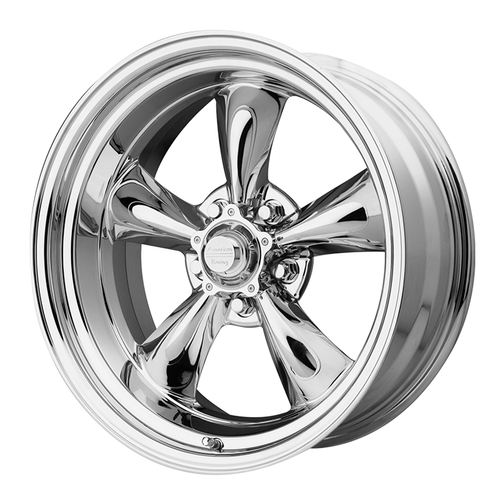 American Racing Torq Thrust 2 1-Piece Wheel, 17x8 Chrome: VN6157863