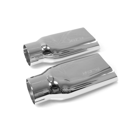1969-1972 Chevelle SS Exhaust Tips with GM Numbers 3 Inch