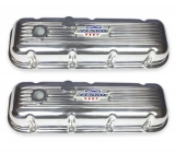 1965-1972 El Camino Big Block Custom Finned Aluminum Yenko Valve Covers