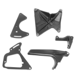 1972 Camaro Big Block Air Conditioning Bracket Kit