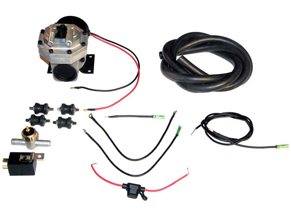 Chevrolet Electric Vacuum Pump Kit