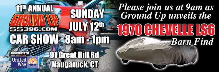 11th Annual Car Show!