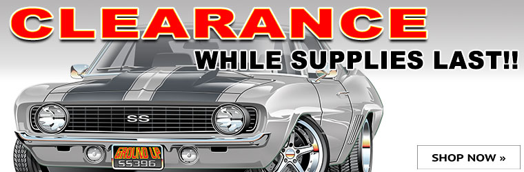 Camaro Clearance Sale