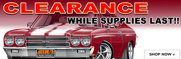 El Camino Clearance Sale