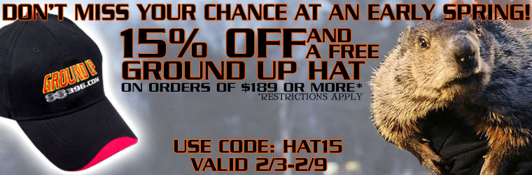 15% Off Your Order Of $189 And Over! Plus a Free Hat!
