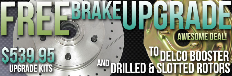 Upgrade Your Brakes!