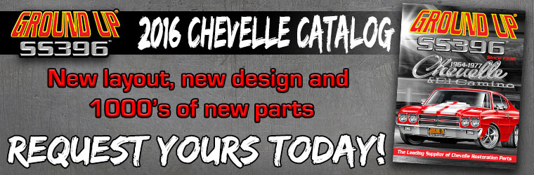 Chevelle 2016 Catalog. Pre-Order Yours Today!