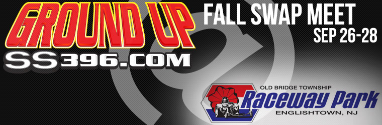 38th Annual Fall Englishtown Swap Meet & Auto Show!