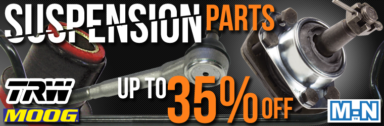 Suspension Sale!